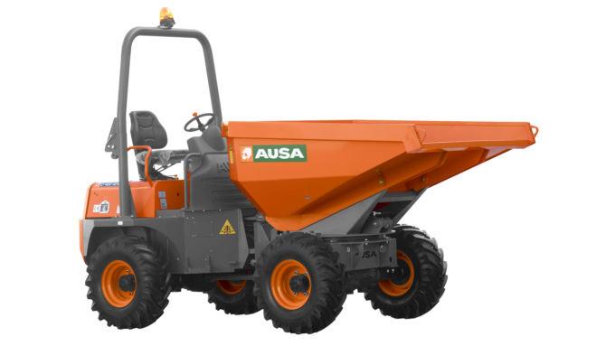 AUSA D 400 AHG