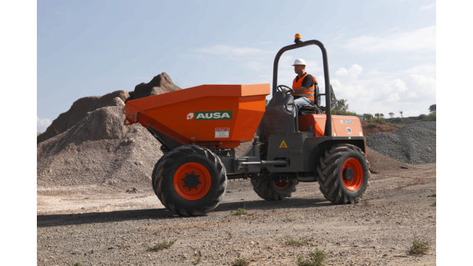 AUSA D 600 APG
