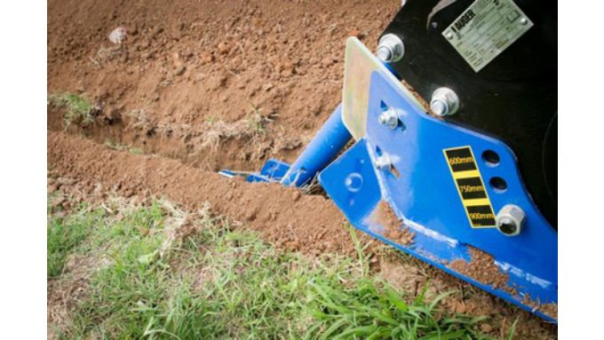 Trencher MT600