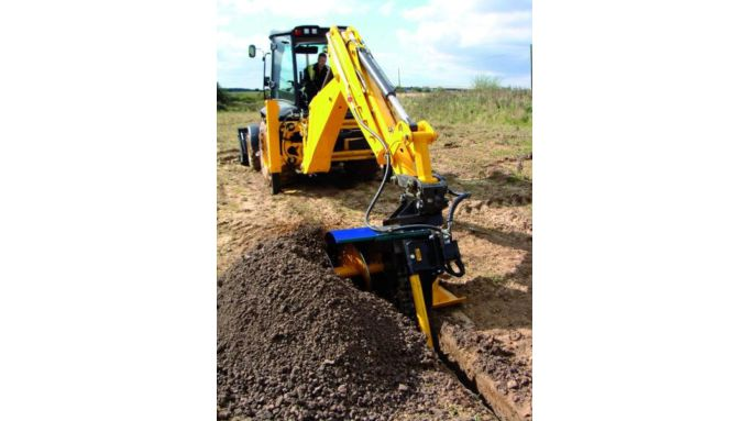 Trencher XHD900