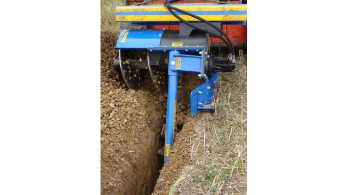 Trencher XHD1200