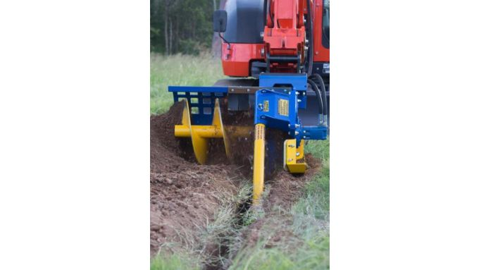 Trencher XHD1500