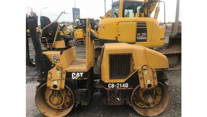 CAT Wals CB214