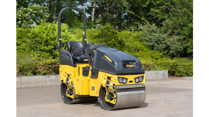 Bomag tandemwals BW 100 ADM-5